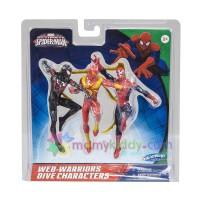 ทุ่นฝึกดำน้ำ / ว่ายน้ำ Spiderman 3 ตัว