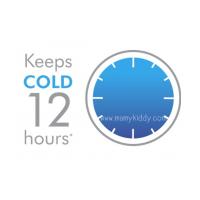 กระติกเก็บความเย็น Thermos พร้อมหลอดดูด (BPA Free) : คาร์