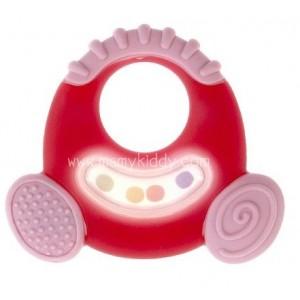 ยางกัด Nuby รูปยานอวกาศ (BPA Free)