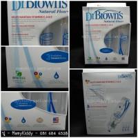 ขวดนม Dr. Browns  8 Oz (ขวดผอม - BPA Free) แพคสาม