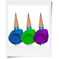 ยางหัดจับดินสอ - แพคคละสี 3 ชิ้น