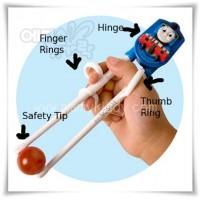 ตะเกียบหัดคีบสำหรับเด็ก - Thomas & Friends (มือซ้าย)