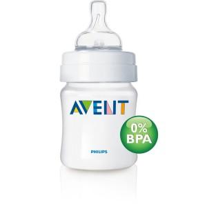 ขวดนม Avent 4 Oz (BPA Free) ชนิด PP แพคเดี่ยว
