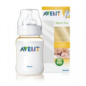 ขวดนม Avent 9Oz (PES) BPA Free - แพคเดี่ยว