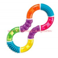 ยางกัด Munchkin Twisty Figure 8 Teether (BPA Free)