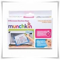 ถุงนึ่งอุปกรณ์ปั๊มใน Microwave - Munchkin 1 ถุง