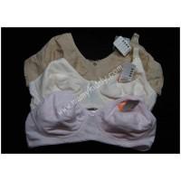 เสื้อชั้นในให้นม ไม่มีลูกไม้ เปิดบน (TNL001)