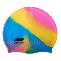 หมวกว่ายน้ำซิลิโคน